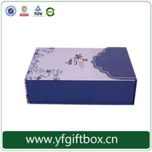 film hot chinese design paper cardboard box for tea cup and saucer packaging box customized design