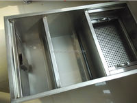 Oil and grease trap for Restaurant wastewater