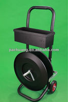 high quality strapping ribbon winding cart