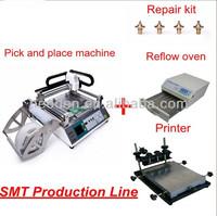 *neoden desktop smt pick and place machine TM240A small smt production line