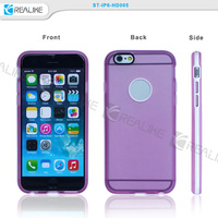 Cellphone case hot selling for iphone 6s, pc+tpu case for iphone 6s