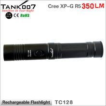 Tank007 500m Long Distance Beam Green LED Hunting Flashlight TC128