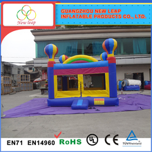 Fits school and other entertainment frozen inflatable bouncy castle