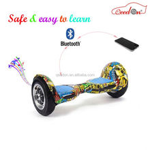 Qeedon best deals smart self balance board two wheels balancing scooters promotional scooter