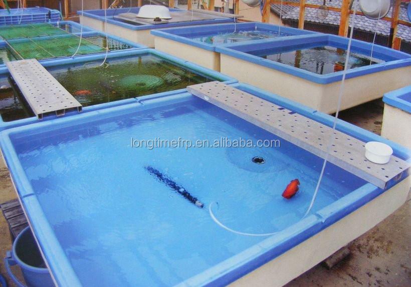 Fish farming equipment for Aquaculture fish tanks
