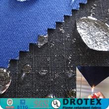 Multi functional CVC FR Antistaic Anti Acid Fabric for petroleum work wear