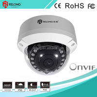 new arrival 960P vandalproof&waterproof 1.3mp network ir dome hi3518 ip home camera