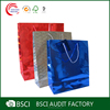 Cheap Custom Fashion printed paper bags wholesale