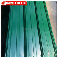 high quality color steel roof tile/color roof philippines/galvanized sheet metal prices from alibaba