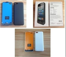 battery case for iphone 5 and others( pls check the attachment)