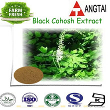 Triterpene Glycosides 8% HPLC/Black Cohosh Extract with factory priceCAS No:88105-29-7