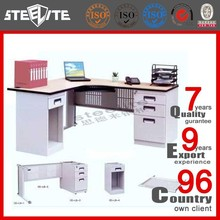 Modern office furniture metal furniture frame executive office desk