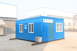 Economical Good Timber Prefab fast container office workshop