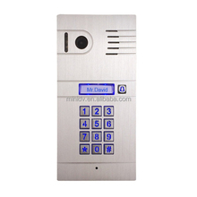 Night Vision Motion Detect Function IP Smart Home WiFi Video Door Phone with Free Android IOS APP for Remote Unlocking Your Door