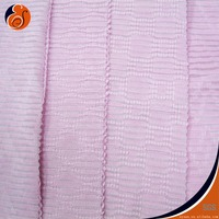 Computer Jacquard Fabric Polyester Spandex Knit