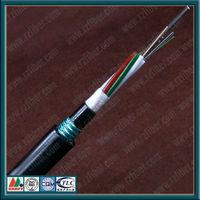 GYTY53 underground cabo fibra optica monomodo