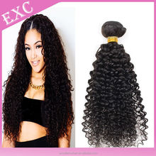 Nice 100% Brazilian Remy romance curl hair with high quality