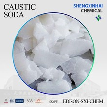 (HS code 2815110000) soap making sodium hydroxide/caustic soda flakes