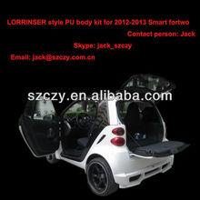 body kit for Smart fortwo