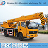 CHENGBEN building truck mounted crane low price