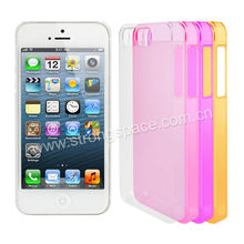 Strongspace OEM transparent case for i phone