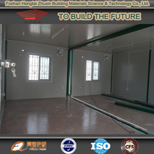 living foldable container house