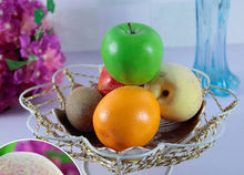 Good quality 2015 newly design christmas home decoration cheap artificial fruit and vagetables