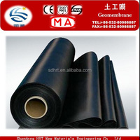 HDPE Geomembrane for Landfill Closures Liner