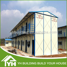 2015 new prefabricated K house