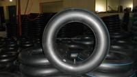 motorcycle tube110/90-17 inner tube and butyl tube natural tube