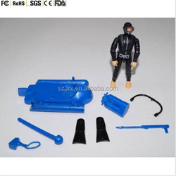 Make Your Own Design Vintage Style Action Sailer V1 100% Complete 1994 Gi Joe Cobra Hasbro Vintage Action Figure
