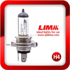 auto bulb halogen bulb H4 UV 12v 60/55w headlight