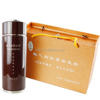Alkaline Nano energy water cup with filter and nice gift box