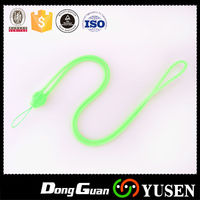 Hot New Wholesale Silicone Cell Phone Lanyard Strap