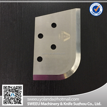 LH Densifier Knife/Blade Crusher Blade for Plastic Recycling