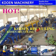 1000KG per hour Recycling pet machine