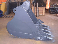 Professional design rock bucket for excavator made in china