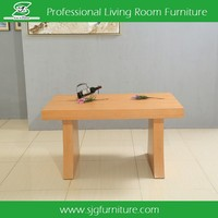 High Fashion Home Furniture Table Dining Table Designs in Wood