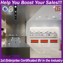 Shopping mall cell phone electronics showroom design