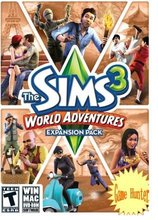 The sims 3 World Adventures EADM KEY