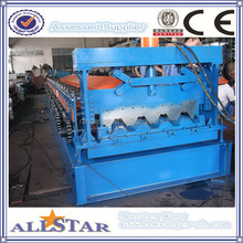 Best Shanghai Supplier Steel Plate Roll Forming Manufacture Machine Metal Floor Deck Making Machine