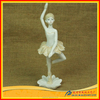 custom polyresin ballet figurine for home ornament