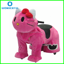 Unblocked Games Kiddie Ride coin operated battery animal rides for mall