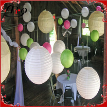 party supplies colorful round paper lantern