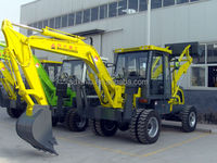 35hp/40hp/45hp/ 4WD china cheap small 50hp tractor with front end loader and backhoe