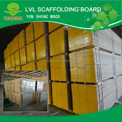 LVL scaffolding board with high quality