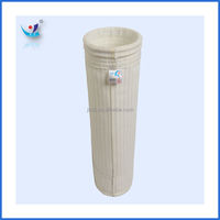 China Golden Supplier Polyester nonwoven fabric dust filter bag