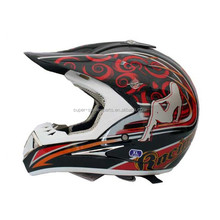 China high quality dirt bike full face motorcycle helmet manufacturer