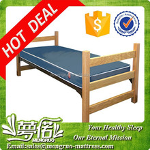 medical bed vacuum compress hard foam hospital mattress