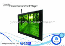 Wall mounted android tablet,android 2.2 tablet pc mx822 smart android tablet cd player